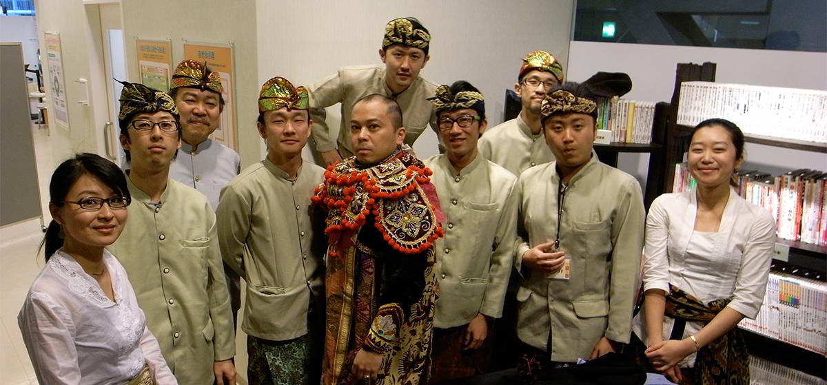 14/09/07(日)世界的バリ舞踊家...